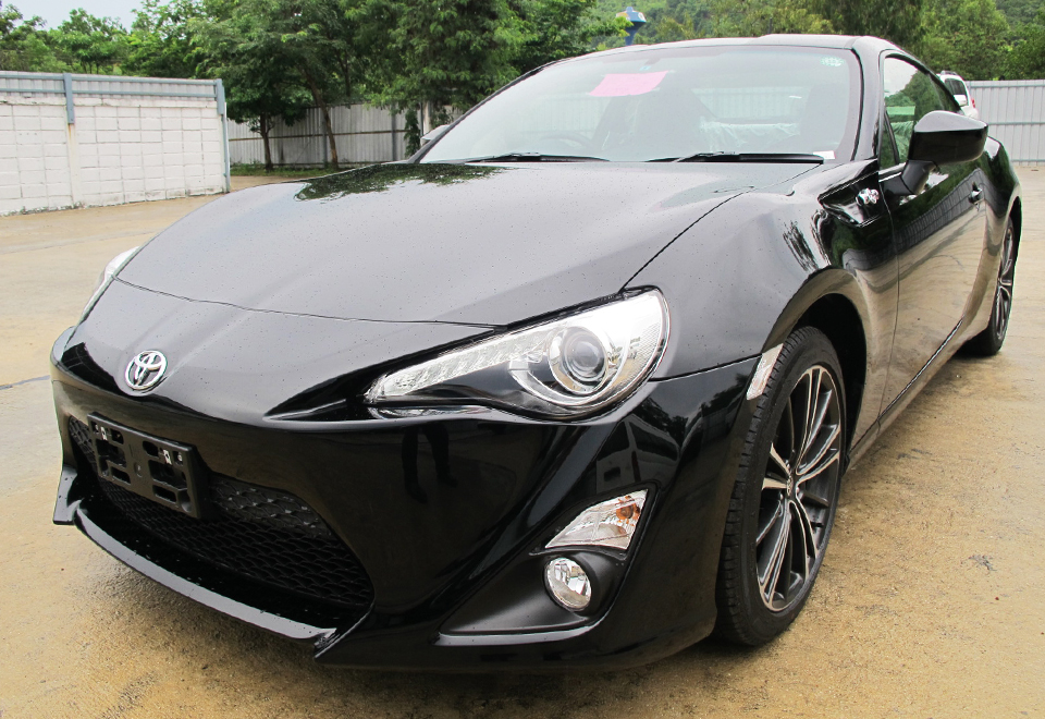 TOYOTA FT-86GT LIMITED