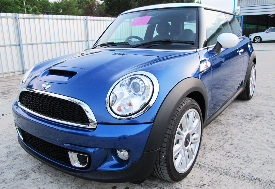 MINI COOPER S ALL 4 COUNTRYMAN