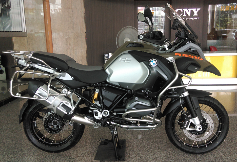 VOLKSWAGEN BMW R 1200 GS ADVENTURE (TE) 2015