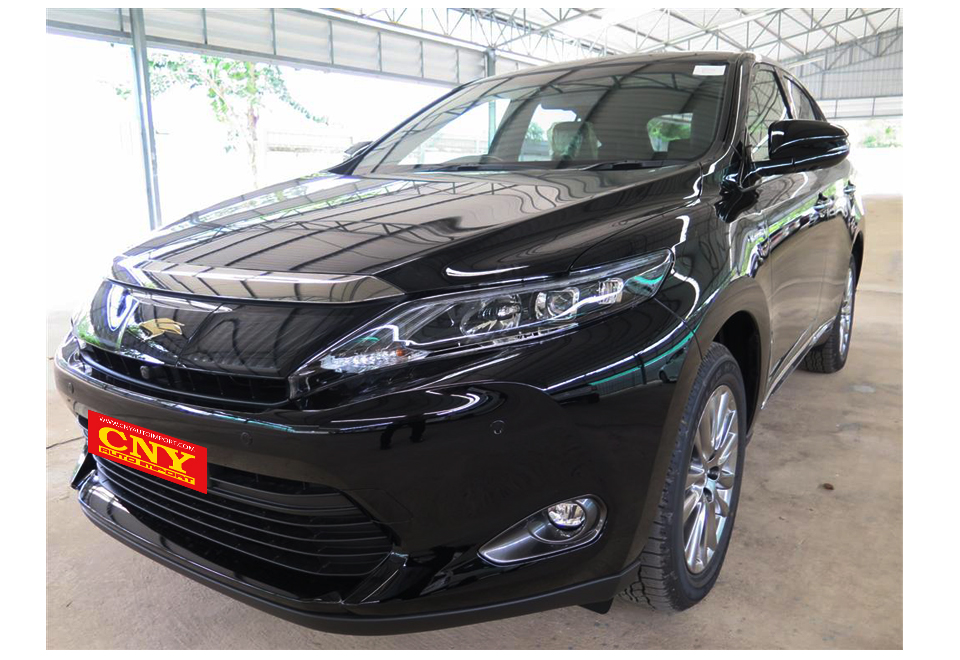 VOLKSWAGEN HARRIERNEW TOYOTA HARRIER HYBRID